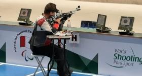 Erhan Coşkuner olimpiyat kotası aldı