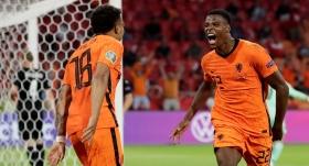 Hollanda 2'de 2 yaptı