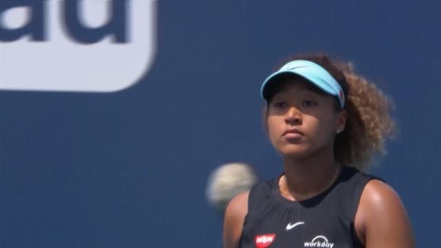 Osaka Wimbledon'dan da çekildi