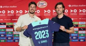 PSV, van Ginkel'i kadrosuna kattı