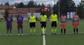 İşitme Engelliler grup maçlarına 7 karşılaşma ile devam edildi