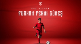 Samsunspor, 7. transferini yaptı