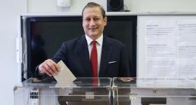 Galatasaray'ın yeni başkanı Burak Elmas