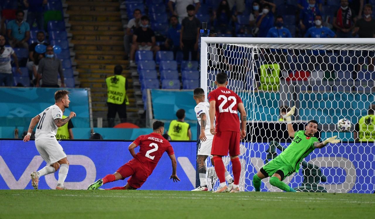 En çok gol yiyen takımlar | Türkiye ve K.Makedonya -> 8