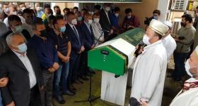 Hüseyin Üzülmez'in cenazesi defnedildi