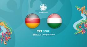 CANLI   Almanya - Macaristan