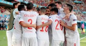 İspanya son maçta coştu