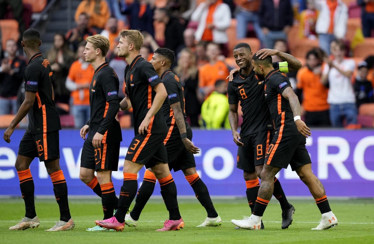En çok gol atan takım | Hollanda -> 8