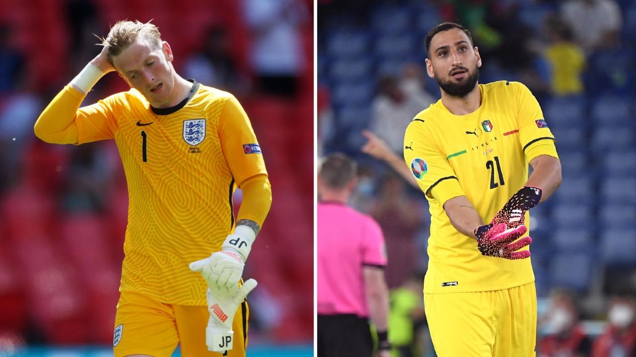 En az gol yiyen takımlar | İngiltere ve İtalya -> 0