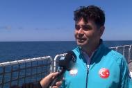 Karadeniz Açık Su maratonu sona erdi