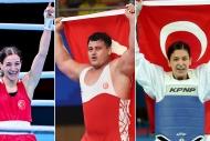Tokyo 2020 Olimpiyatlarında yarışacak sporcularımız