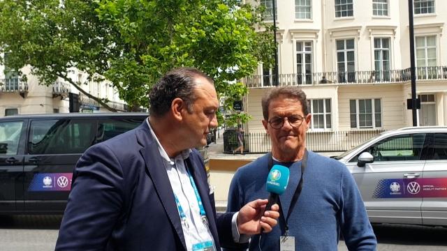 Fabio Capello, TRT Spor'a özel açıklamalar yaptı
