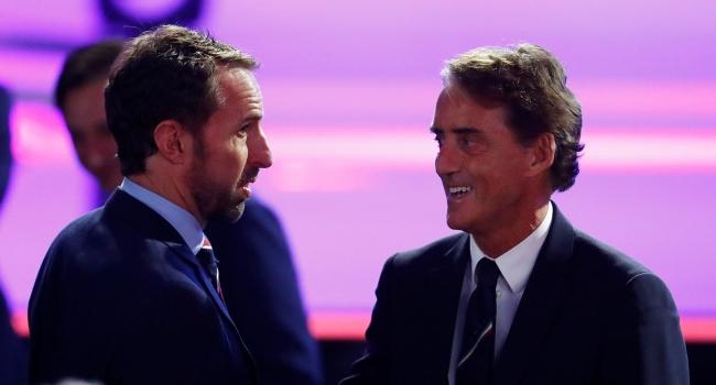 Finale bakış: İtalya - İngiltere