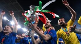 Avrupa şampiyonluğu İtalyan basınında