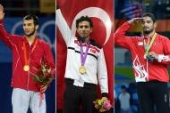 Türkiye'ye olimpiyatlarda altın madalya getiren son 15 isim