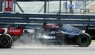 Formula 1'de kaza