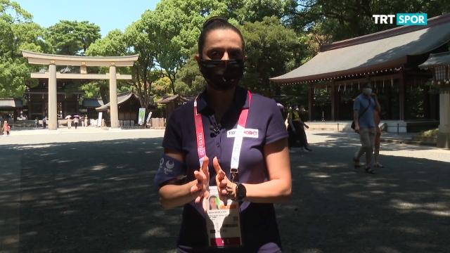 TRT SPOR ekibi Tokyo sokaklarını gezdi