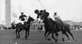 Bir zamanlar olimpiyatlar: Polo