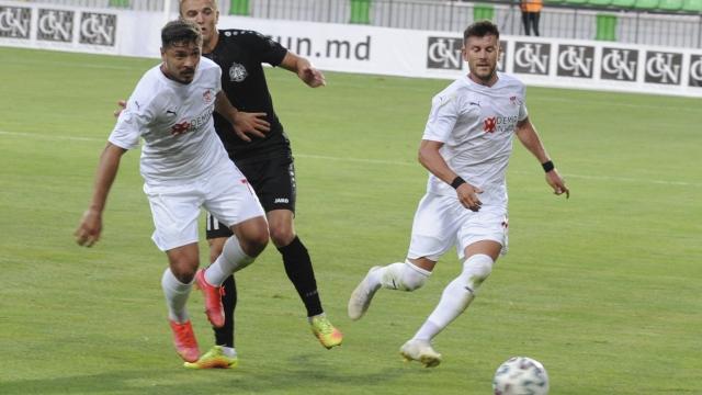 UEFA Avrupa Konferans Ligi | Petrocub - D.G Sivasspor (özet)