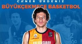 Büyükçekmece Basketbol, Caner Erdeniz'i renklerine bağladı
