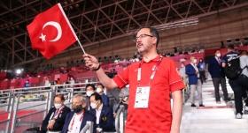 Bakan Kasapoğlu: Tüm sporcularımızı tebrik ediyoruz