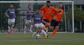 Trabzonspor-Başakşehir maçında gol sesi yok