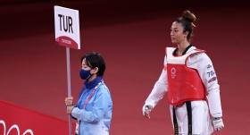 Nafia Kuş'un olimpiyat üzüntüsü