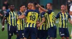 Fenerbahçe'nin hazırlık maçları TRT SPOR'da