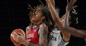 Kadın basketbolunda günün sonuçları