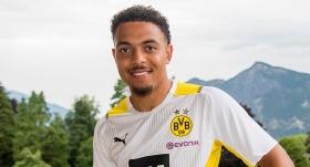 Borussia Dortmund'a Hollandalı forvet