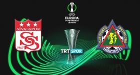Sivasspor-Petrocub maçı TRT SPOR'da