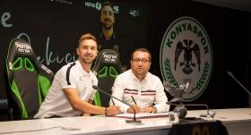 Endri Çekiçi Konyaspor'da