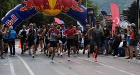 ETU Avrupa Triatlon Kupası Yarışları Balıkesir'de başladı