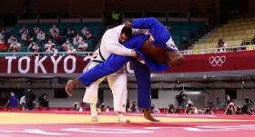 Judoda favori Teddy Riner altın madalya şansını kaybetti