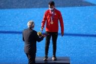 Tokyo 2020'de altın madalya Mete Gazoz'un