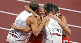 Polonya'dan Olimpiyat rekoru