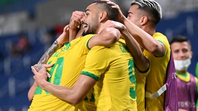 Tokyo 2020 Olimpiyatları   Brezilya - Mısır (Özet)