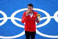 Tokyo 2020'de madalya kazanan sporcularımız