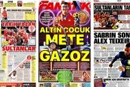 """""""Altın çocuk Mete Gazoz"""""""
