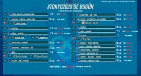Olimpiyat Oyunları'nda 12. günün programı