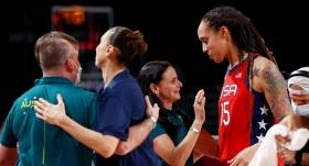 Kadın basketbolda ABD yarı finalde