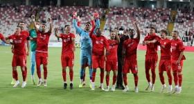 Sivasspor Avrupa'da 17. sınavında