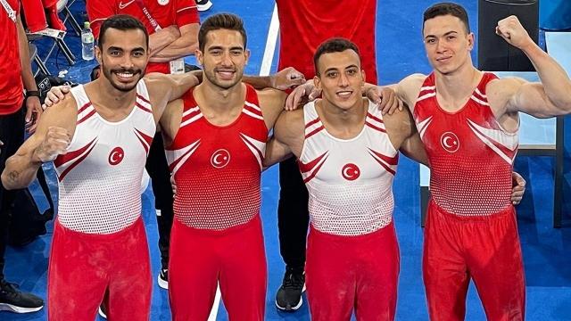 Cimnastikçilerimiz TRT SPOR'a konuştu