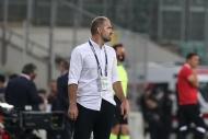 TFF 1. Lig'de görevinden ayrılan antrenörler
