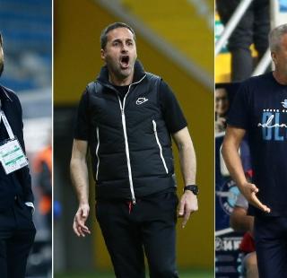 Süper Lig'de görevine son verilen antrenörler
