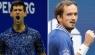 Finalin adı Djokovic - Medvedev