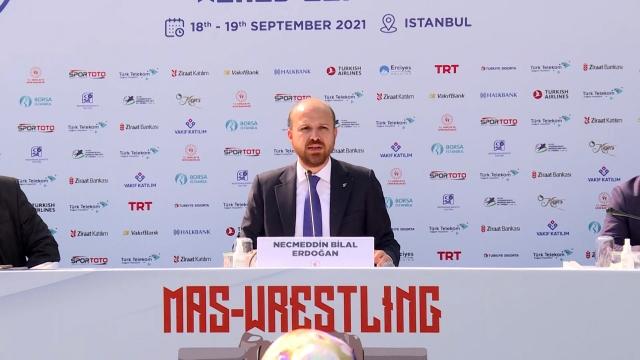 Mas Güreşi Dünya Kupası İstanbul'da düzenlenecek