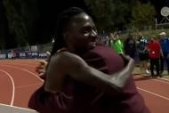Burundili atletten dünya rekoru