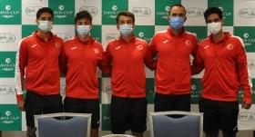 Millerin Davis Cup sınavı TRT SPOR Yıldız'da