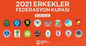 Potada Federasyon Kupası heyecanı başlıyor